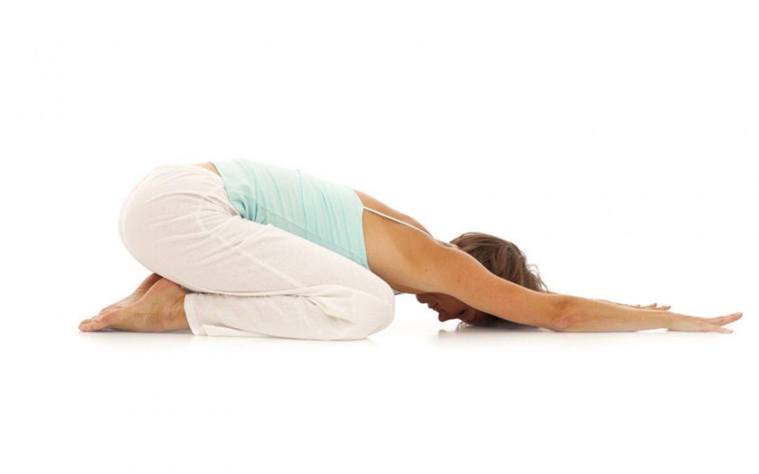 Yoga para mejorar el ciclo menstrual